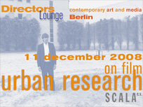 Flyer Urban Research Special